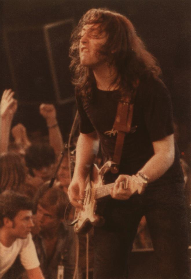 Rory Gallagher T-Shirts 39621010