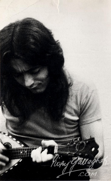 Rory Gallagher T-Shirts Untitl11