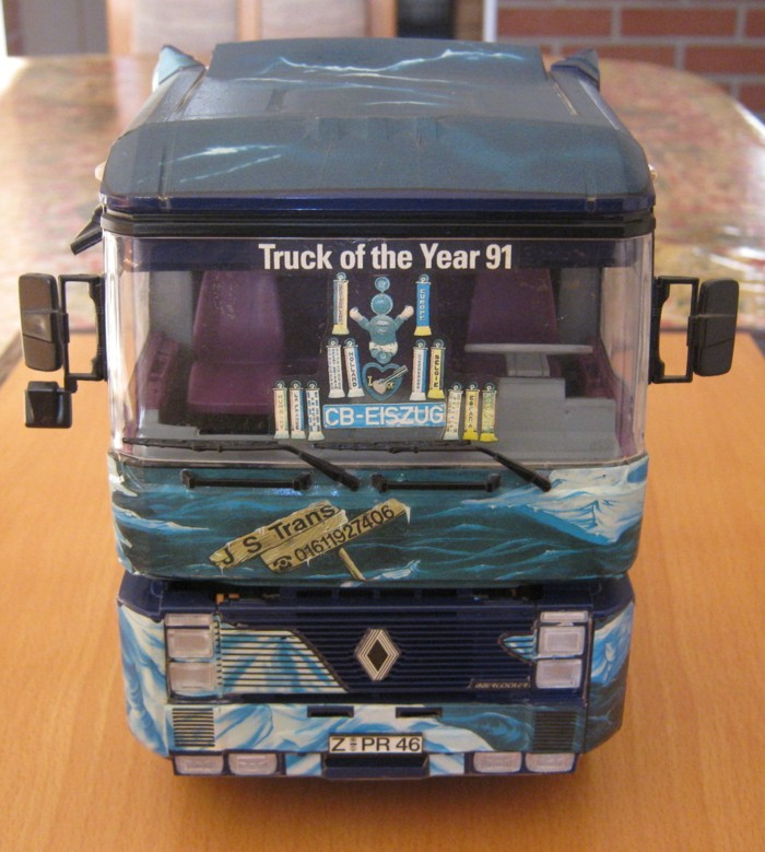 Truckmodell von Horst Ice110