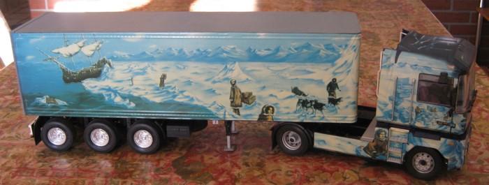 Truckmodell von Horst Ice1110