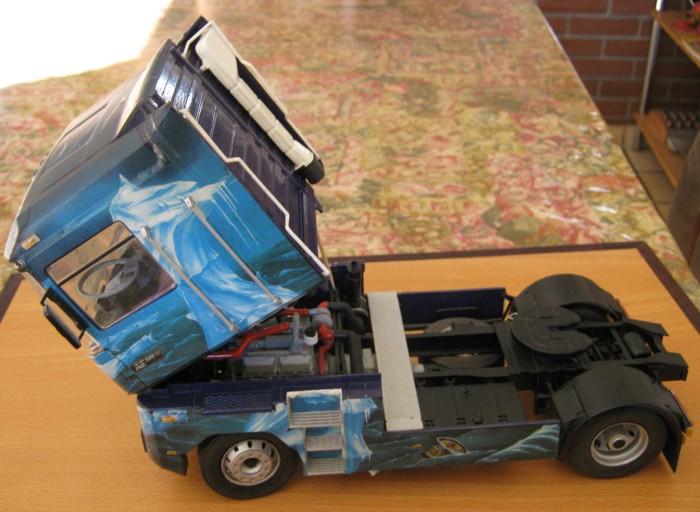 Truckmodell von Horst Ice610