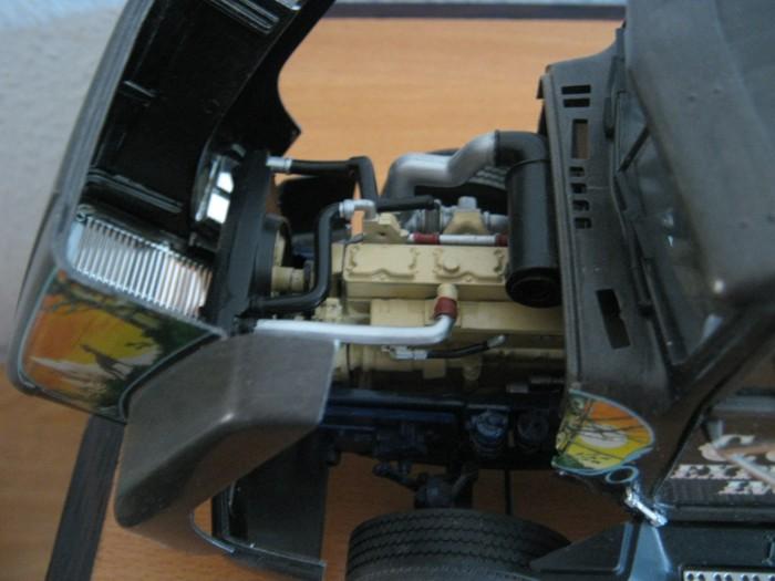 Truckmodell von Horst Track610