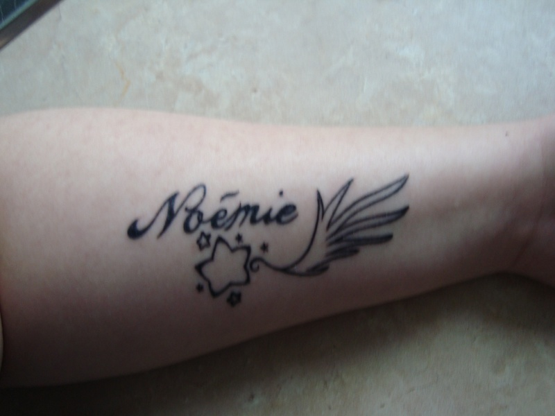 Tatouages, hommages à nos anges - Page 5 Dsc02711