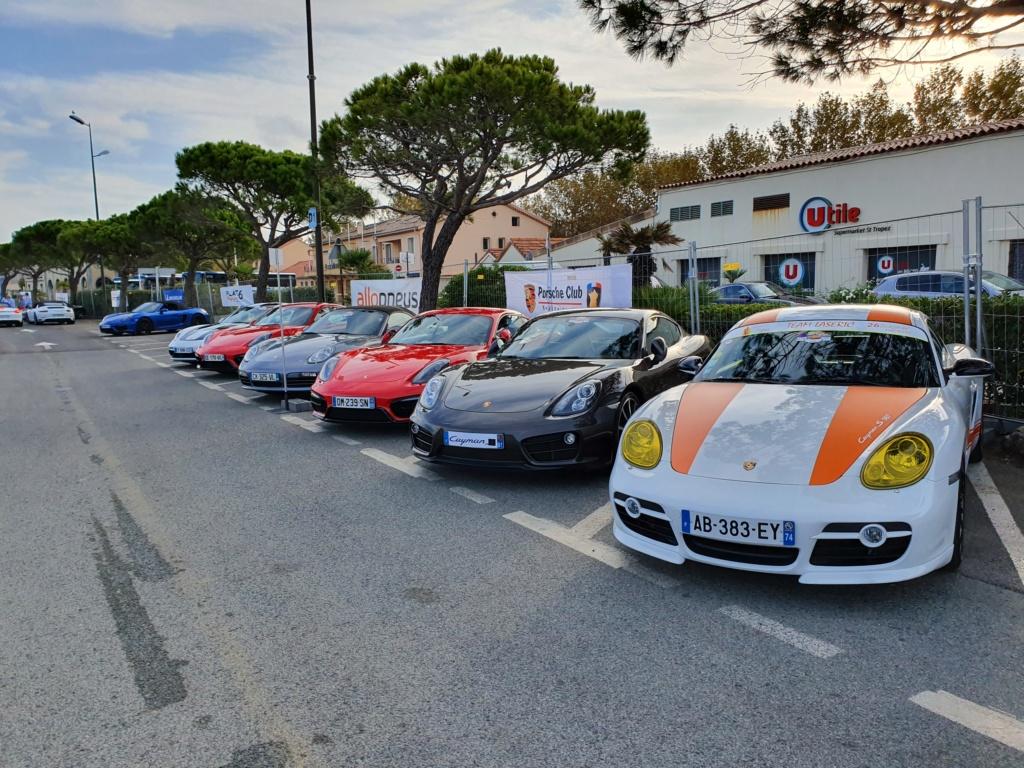Paradis Porsche St Tropez 2019 20191017