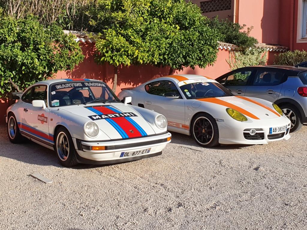 Paradis Porsche St Tropez 2019 20191018