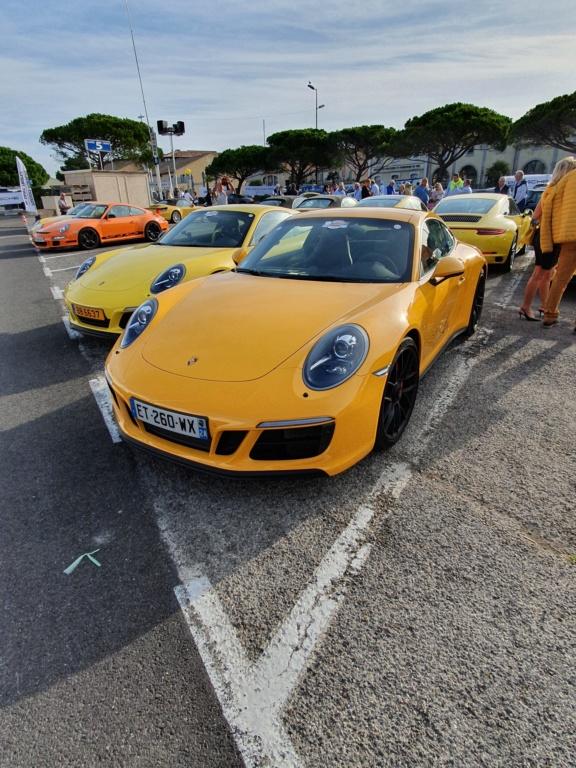 Paradis Porsche St Tropez 2019 20191020