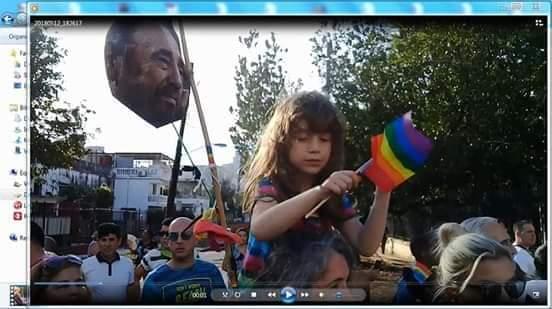 Discrepancias dentro de la Revolucion por la represion de la marcha no oficial LGTBI Fb_img11