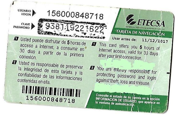 ¡LLega Internet a los móviles cubanos!  Scan410