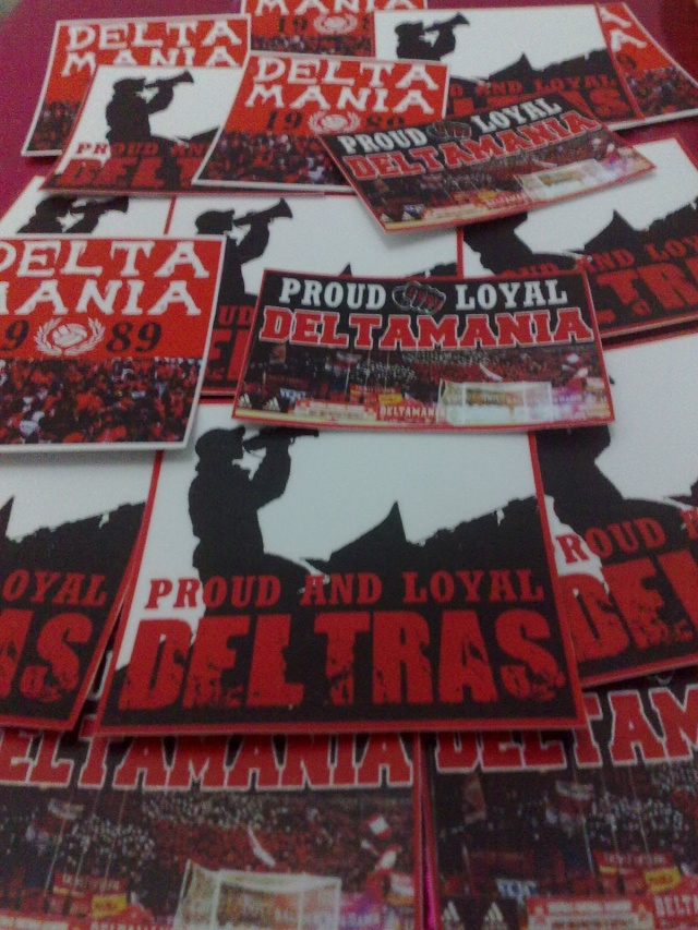 Stickers from your club/country 06112010