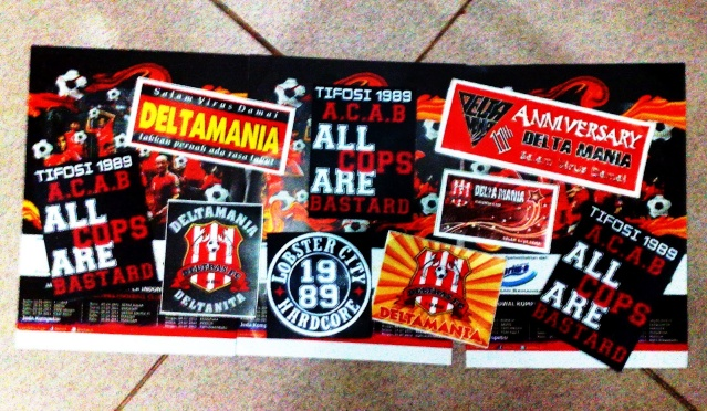 Stickers from your club/country 08082010