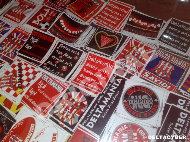 Stickers from your club/country 20012010