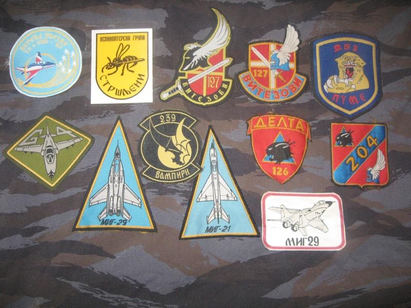 Emblems of the army and police JNA, Yugoslav, Serbian, VRS, VRSK Img_2443
