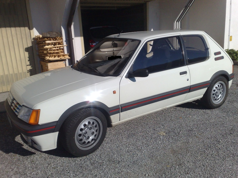 Peugeot 205 gti 1.6 '86 17112014