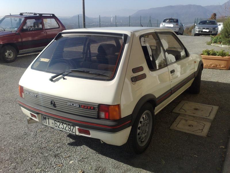 Peugeot 205 gti 1.6 '86 17112016