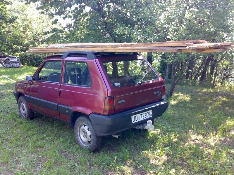 Fiat Panda 4x4 trekking 1992  Foto1110