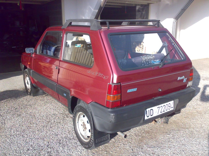 Fiat Panda 4x4 trekking 1992  Foto8911