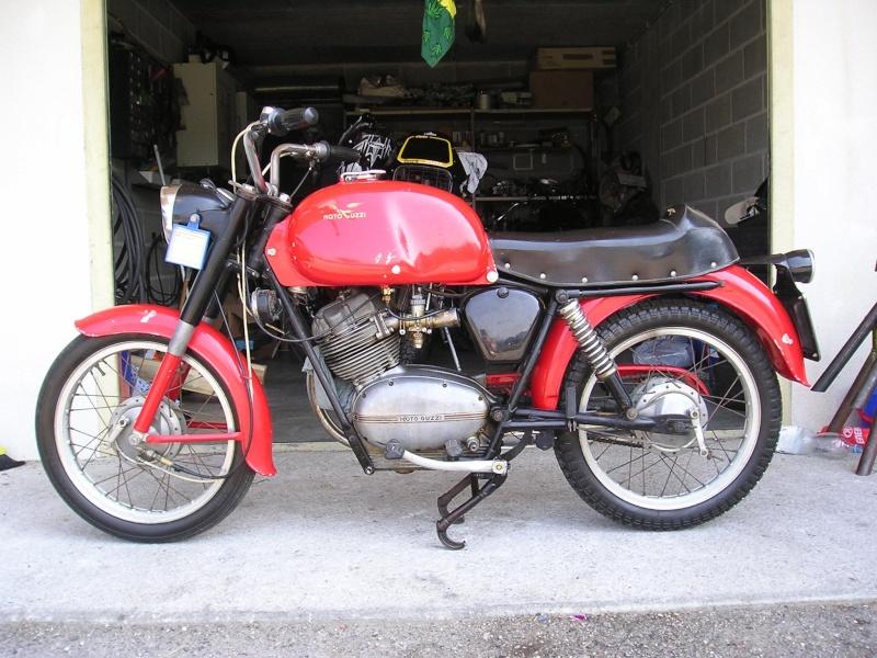 Moto Guzzi Stornello sport 125 Moto_g12