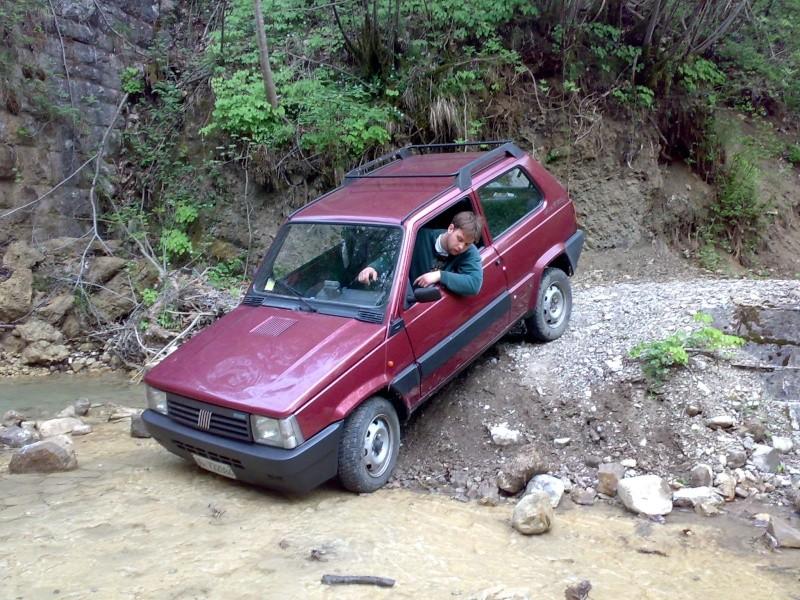 Fiat Panda 4x4 trekking 1992  Panda_10
