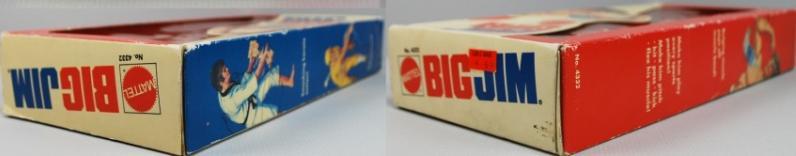 BIG JIM  No. 4332 - seconda versione a Box largo -  316