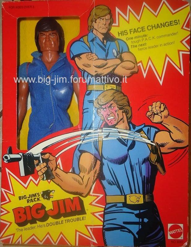 """BIG JIM """"The Leader"""" he's Double Trouble P.A.C.K. No. 9287 Dsc03424"""