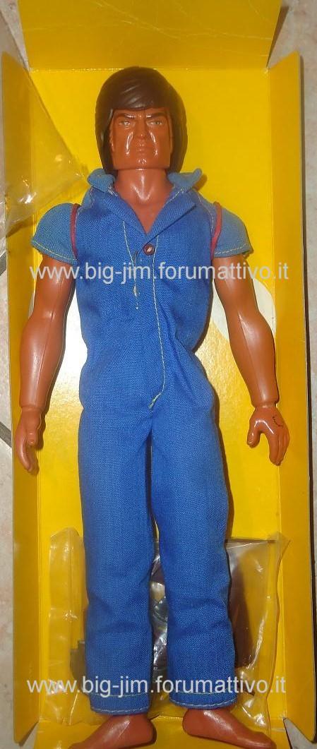 """BIG JIM """"The Leader"""" he's Double Trouble P.A.C.K. No. 9287 Dsc03427"""