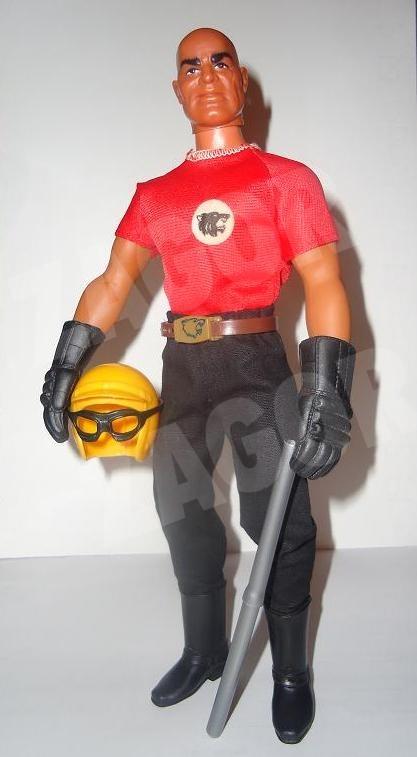 DR. STEEL MOTOCROSS BIKER P.A.C.K. No. 9103 Steel110
