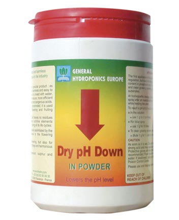 GHE GENERAL HYDROPONICS EUROPE Ph_dow11