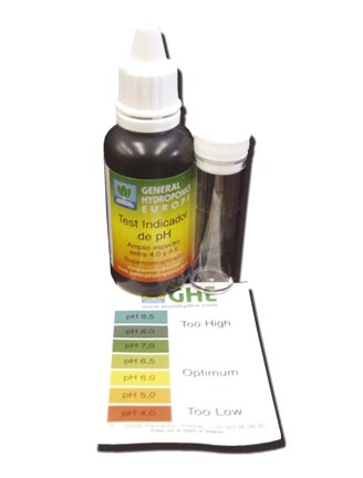 GHE GENERAL HYDROPONICS EUROPE Ph_kit10