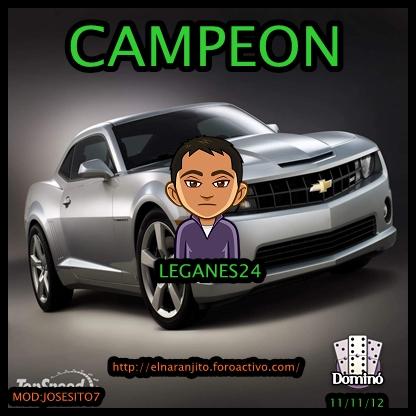 LEGANES24 CAMPEON Nuevas11