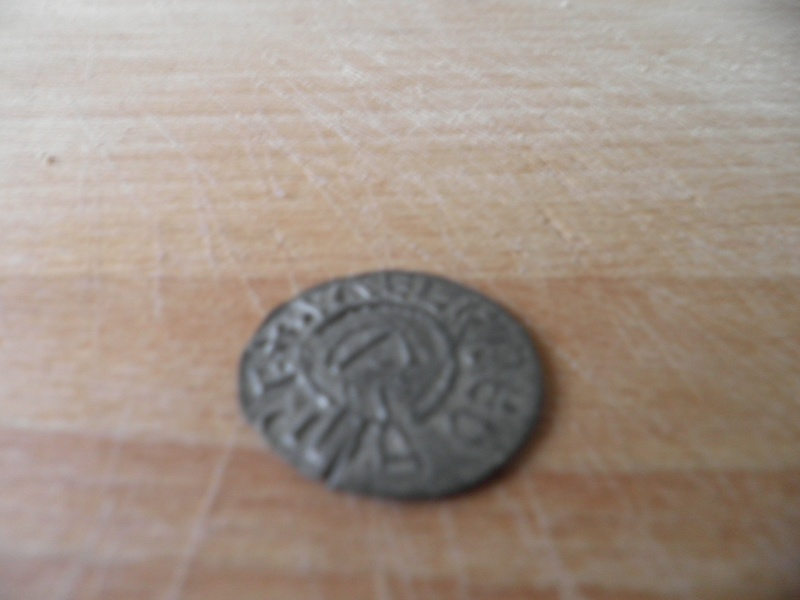 "Monnaie ""Viking"" au nom d'Alfred ? Pb090014"