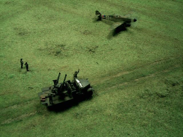 - Aérodrome allemand fin de guerre  A_015_10