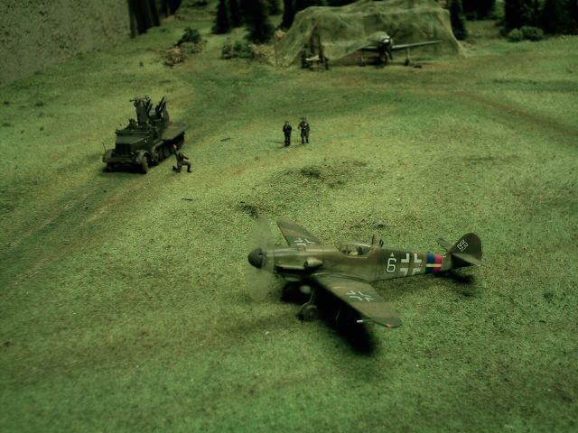 - Aérodrome allemand fin de guerre  A_015_11