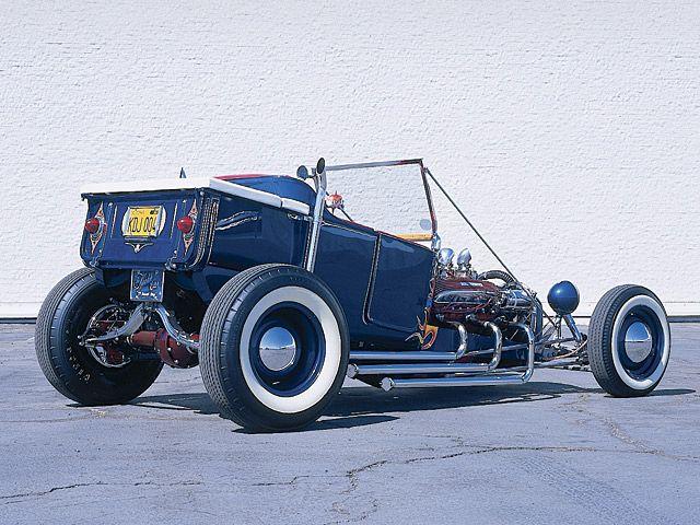 Norm Grabowski - Kookie Car 0112sr11