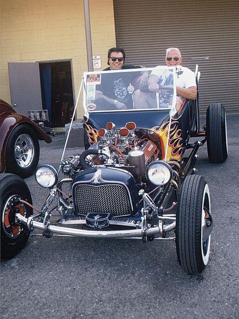 Norm Grabowski - Kookie Car 0112sr12