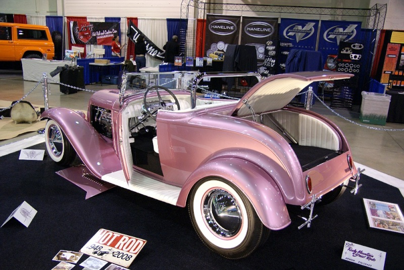 1932 Ford hot rod 01220913