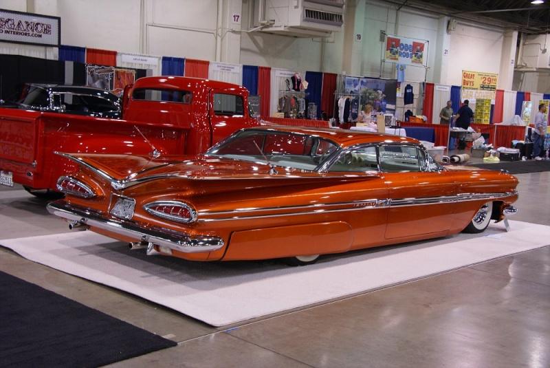 Chevy 1959 kustom & mild custom 01261217