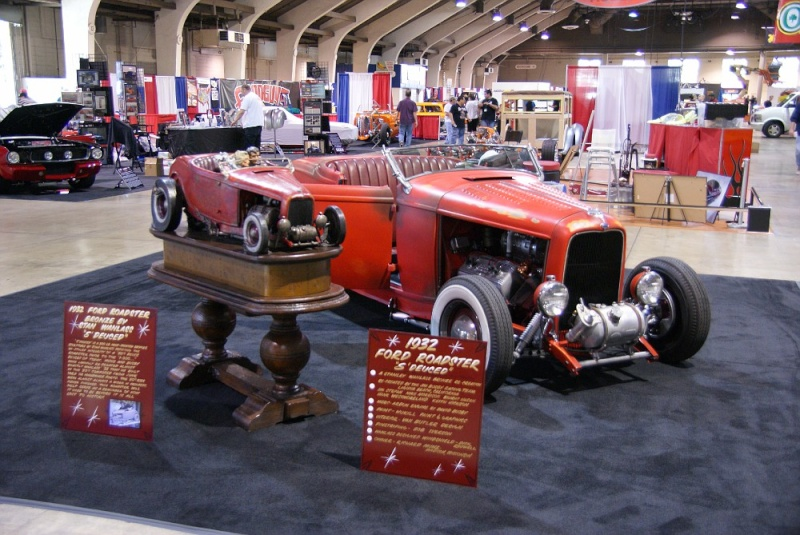1932 Ford hot rod 01281010