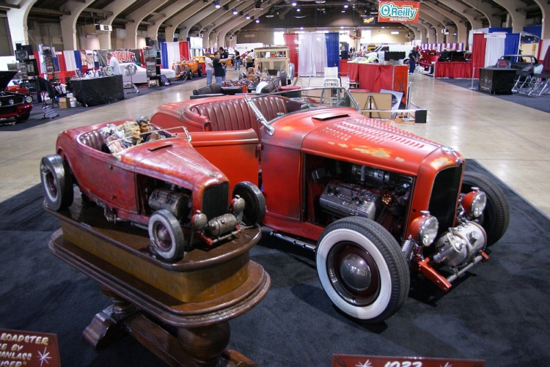 1932 Ford hot rod 01281013