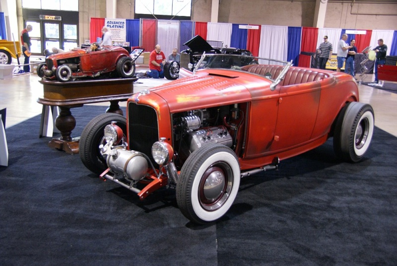 1932 Ford hot rod 01281015