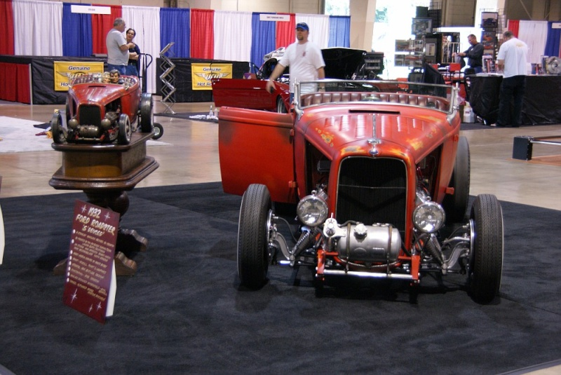 1932 Ford hot rod 01281016