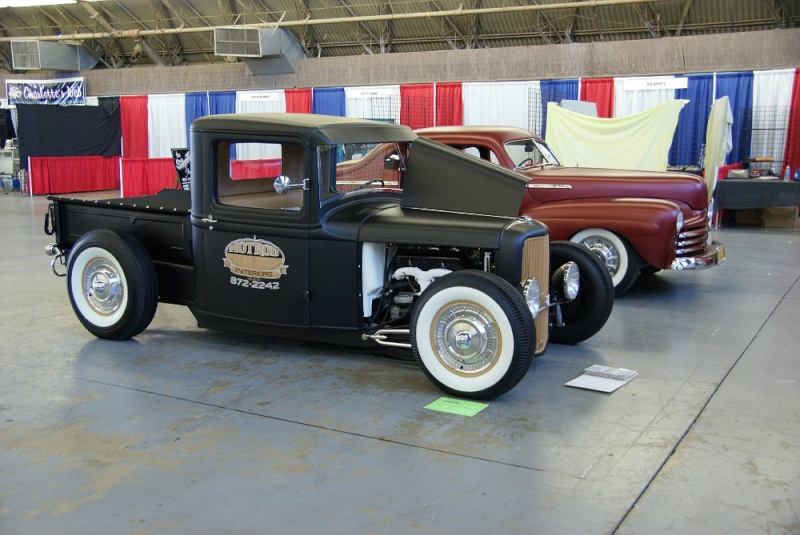 1932 Ford hot rod 01281019