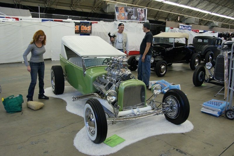 1927 Ford hot rod 01281036