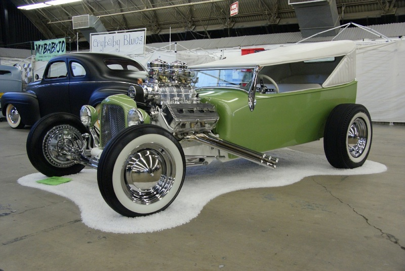 1927 Ford hot rod 01281040