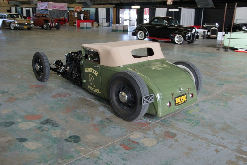 1928 - 29 Ford  hot rod 01281053