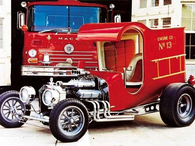 Ford C-Cab Fire Truck - Chuck Miller 0208sr10
