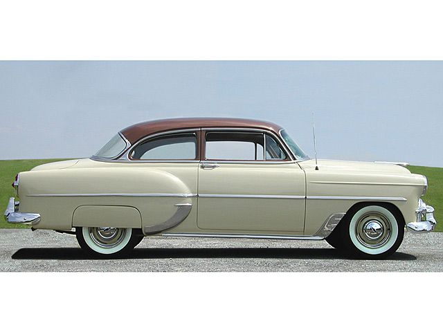Les Chevrolet de 1949 à 1959 stock 0502cr10