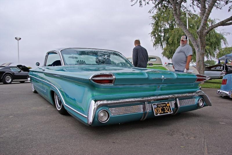 Oldsmobile 1958 - 1960 custom & mild custom 05151012