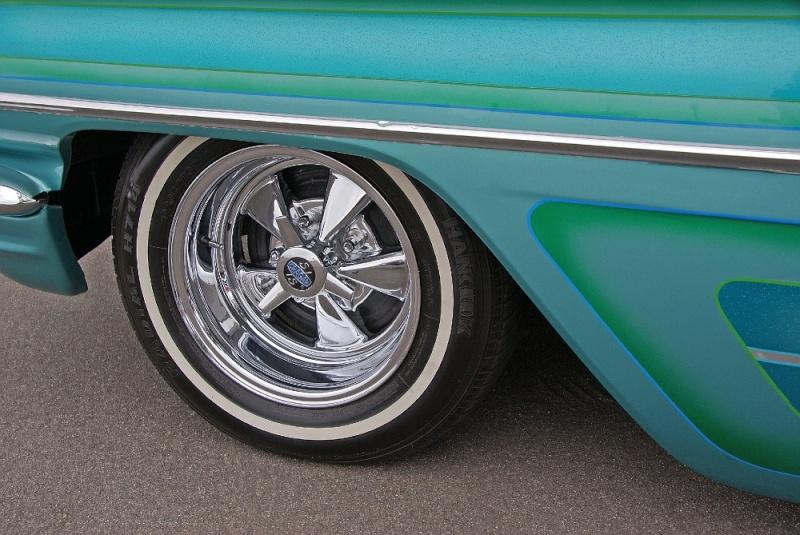 Oldsmobile 1958 - 1960 custom & mild custom 05151018