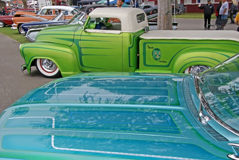 Oldsmobile 1958 - 1960 custom & mild custom 05151021