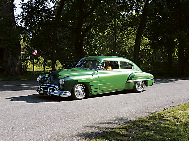 Oldsmobile 1948 - 1954 custom & mild custom 0601cr10